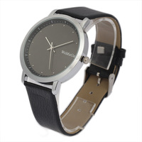 Free Shipping!! New Designed Men's Concise Fashion & Casual PU Leather Strap Quartz Wrist Watch,4 Colors
