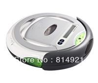 (Freeshipping to  Russia)-Robot vacuum cleaner QQ2L time control,auto-charege cleaner,good robot origina design,good quality