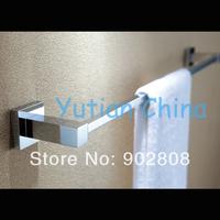 "Free Shipping (24"",60cm)Single Towel Bar/Towel Holder,Solid Brass Made,Chrome Finish, Bathroom hardware,Bathroom accessories"