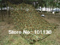 2x3m Birthday Holiday Decoration Woodland Camo Net pour la chasse Camping Photographie jungle bionic Camouflage Car Drop Cloths