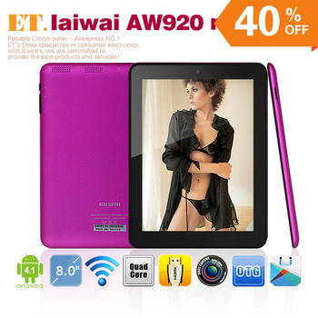 tablet pc HD Capacitive Screen RK3066 Dual Core 1GB RAM 8GB ROM HDMI