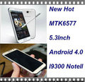 New Hot Sale Dual Sim 5.5 Inch QHD IPS LCD Touch Screen MTK6515 Android Mobile Phone ( Galaxy note II) N7100
