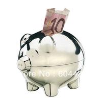 Fashion cute money boxes piggy money box New piggy bank Free Shipping + Wholesale SL-80801