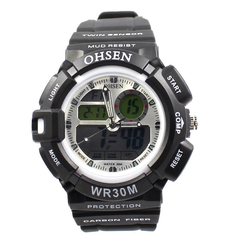 2014 top quality ohsen fashion mens sport digital