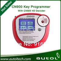 2014 CN 900 Key Programmer Transponder Universal Programmer for 4C&4D CHIP CN900 Key Maker