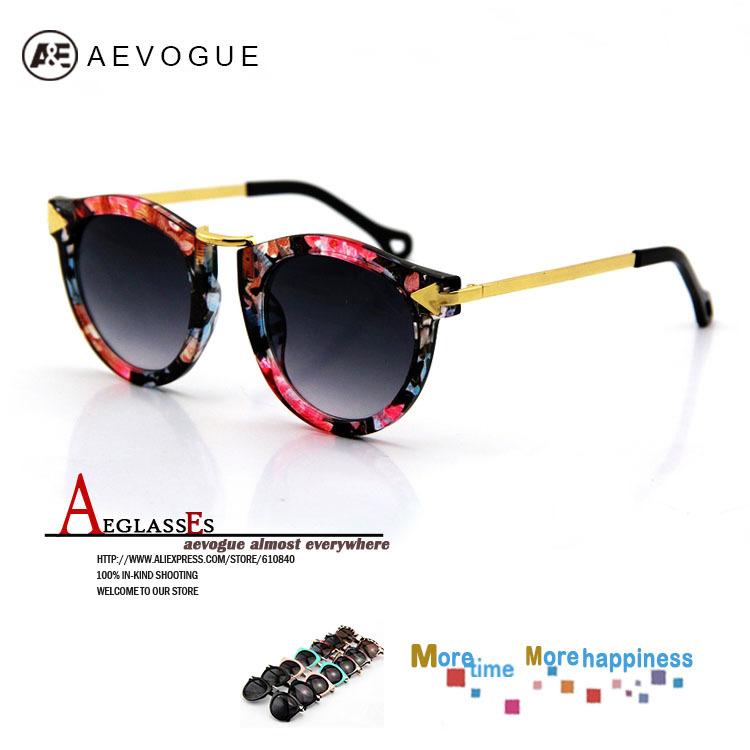 Женские солнцезащитные очки aevogue UV400 DT0236 женские солнцезащитные очки aevogue uv400 ae0243 oculos