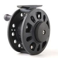 Cheapest Chinese Fly fishing reel ,Free shipping!  GLA 7/8 weight Plastic  Fly reel