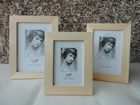 Origin Factory Wood Picture Frame 6x8 Inch (15x20cm frame)