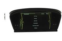 8 inch 1080P HD video Car DVD Player for BMW 5er E60/E61/E63/E64 3S M3 M5 audio GPS Navigation with Radio Bluetooth iPod FM