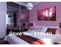 3 panel modern home decoration canvas landscape painting picture art on wall hunging pt24