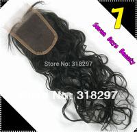 "15% Discount Brazilian Virgin Hair Closure Virgin Wave,Top Lace Closure 3.5x4"" Hair Virgin Top Closure Virgin Hair"