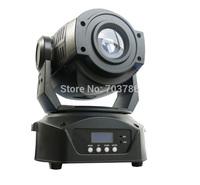 New Arrival 90W Led Moving Head Gobo Light DMX 16Channel Led Moving Head Light 90W Electronic Focus,3Facet Prism Effect 90V-240V