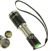 Mini TrustFire Z8 CREE XM-L XML T6 LED 1000Lm 3-Mode Zoomable Flashlight Torch free shipping
