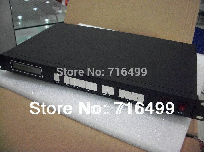 DBstar led video processor DBS-HVT09VP +DBs sending card+DBS receiving card DBS-HRV11S free shipping(China (Mainland))