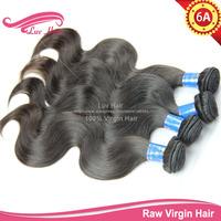 Luv hair brazilian body wave hair, brazillian body wave, brizilian virgin hair body wave 2pcs/lot free shipping