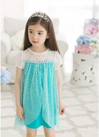 2013 New Baby Girl Fashion Dresses cute  dog style Dress  1pcs/lot retail! Free shipping