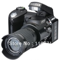 D3000+  Digital Camera DSLR 16MP 16X optical Zoom telephoto lens 3.0 Inch LTPS+Russian Languages, Free Shipping