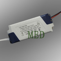 LED 8-12W  driver top quality low price  ,3years   warrenty  300mA with USA  IC