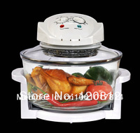 U.K Andrew James Supplier 12L Halogen Oven Convection Infrared Super Wave Oven 12L+ 5L extender ring S-616B  turo oven 120V/220v