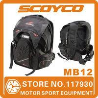 2014 Scoyco MB12 Quality Motorcycle Backpack Badminton Motorbike Backpack  Bag Travel Bag Sports Bags Sports Backpack Racing Bag