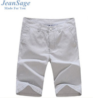 2013 Summer new style casual soft cotton mens mid pants clothing fashion man shorts wholesale dropshipping free shipping