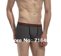Free Shipping Wholesale 4 PCS/lot Modal Mens Top Brand High Quality Sexy Underwear Boxers Mix Order L~XXL X-510