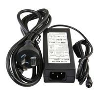 DC LED Power Supply Charger Transformer Adapter 12V 6A 110V 220V to 12V For RGB LED Strip 5050 3528 EU US AU UK Cord Plug Socket