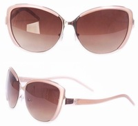 glasses women fashion sunglasses classic personality Anti-Uv sunglasses large sunglasses free shiping
