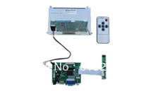 HDMI+VGA +2 AV  TFT  LCD controller board +LTD056EV7F   1280*800 +LVDS cable+OSD keypad with cable+Remote control with receiver