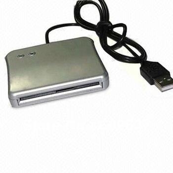 2013 free shipping USB EMV  Smart Card Reader