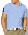 Men's&Women's Classic Brand Polo T-Shirts/ Short Sleeve/Free Shipping(China (Mainland))