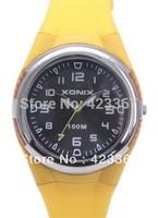2015 Sale Women Watches Top Brand Xonix Women Sports Watch Waterproof 100m Lady Swimming Diving Fashion Casual Free Shipping