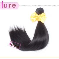 Queen hair products brazilian straight 2pcs lot, brazilian virgin humanhair straight