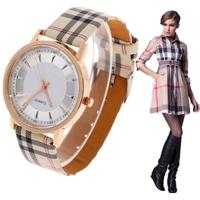 8 Color Top Brand Women Dress Quartz Watch Women Fashion casual Leather Watches Elegant Gold Watch Hours Gift relogio feminino