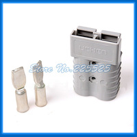 Free Shipping 350A Anderson Type Connector Quick Release Withstand 600V With Free Terminals