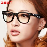 glassesworld new fashion glasses optical frame plastic frame acetate temple unisex