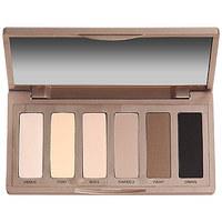 retail New Arrival   Basics Palette eye shadow makeup  6 Colors Eyeshadow!6x1.3g 3 colour