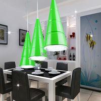 High luminance LED36W dinning room lights Taiwan Epistar chip AC85-265V line pendant lights 2 year warranty