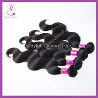 Free Shipping Best Selling Queen Beauty Hair Wholesale Natural Color Unprocessed Virgin Brazilian Body Wave 3 Bundles Of Hair