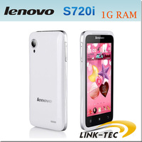 "Original Lenovo S720i Dual core 1G RAM 4G ROM 4.5"" IPS MTK6577 s720 update android phones GPS 3g Russian woman cell phone -68"