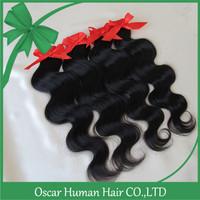 Oscar Hair:Cheap Remy Malaysia Human Hair Extensions Weft,Queen Hair Body Wavy,Fast Free Shipping,Mix Bundles 6pcs/lot,#1b 50g