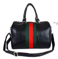 Hot selling Women Messenger Bags Fashion PU Leather Shoulder Tote Handbag  M0887
