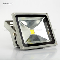 High Power Waterproof LED Flood Lights Outdoor Flood Lamps AC85-265V Spotlight Projection Lamp Home Garden Light ,Free Shipping
