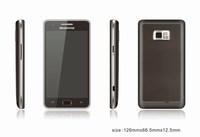 new cheap skylink Russian CDMA 450 800 1900M GSM 850 900 1800 1900M wcdma evdo dual sim card  fm android 4 Mobile Smart Phone