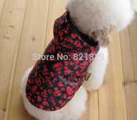 Free Shipping 2013 Cool and Fashionable Dog Winter Jacket  Hot-sale Pet Windcoat Panda Pattern Dog Clothes