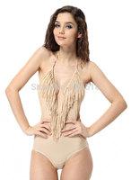 Free Shipping Drop shipping discount swimsuits padded bikini set swimsuit beachwear new style Siamese Skirt swimwears 1146G