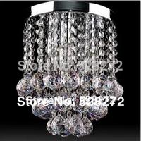 new design best selling Lots Of Stock luxury crystal ceiling lights,Five sizes, Design OEM,Send LED bulb * 1