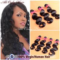 "Cheap Brazilian Virgin Hair Body Wave 8""-30""Tangle Free Brazilian Remy Hair Brazilian Hair 3Pcs Lot,Human Hair Extensions No Mix"