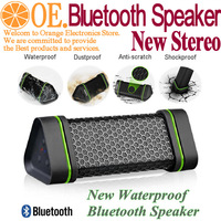 Er151 Bluetooth speakers.A2DP 4W Stereo Outdoor Speaker Waterproof Dustproof Anti-scratch Shockproof HIFI for phone tablet PC