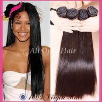 "Peruvian Virgin Hair Straight 3pcs Lot Peruvian Straight Virgin Hair Natural Black Hair 8""-30"" No Shedding Human Hair Extension"